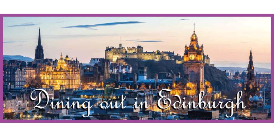 dining in Edinburgh